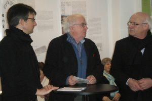 Ingo Siebert, Winfried Sühlo & Winfried Brenne
