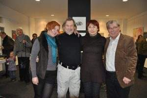 Marlene Jachmann, Armin Kauker, Elena Ilina, Eckhardt Barthel