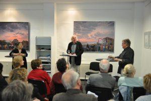 Winfried Sühlo mit SOOKI und Matthias Koeppel im Gespräch
