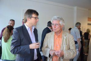 Ingo Siebert und Niko Sander