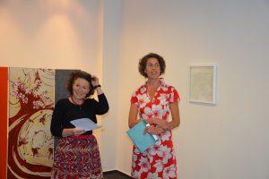 Rachel Kohn und Julie August