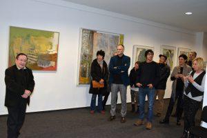 Begrüßung: Joachim Günther