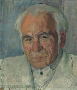 Dora Koch-Stetter Potrait Fritz Koch-Gotha