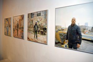 Ausstellung von camera D. Foto: Ulrich Horb
